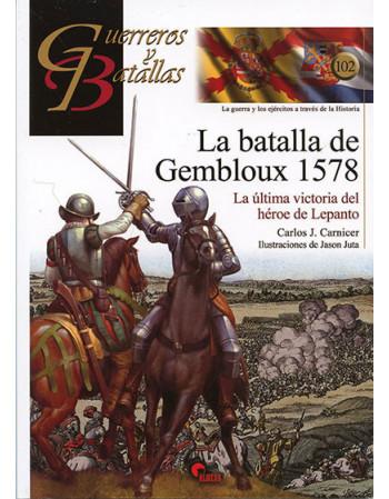 La batalla de Gembloux 1578...