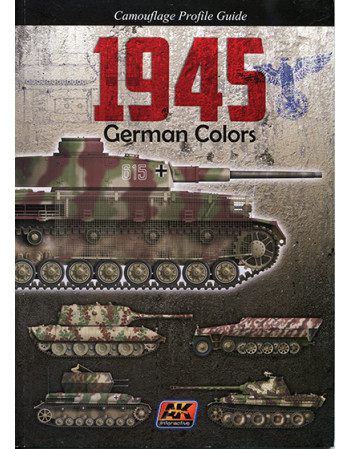 1945 German Colors