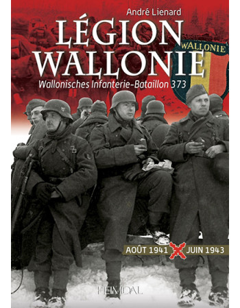Légion Wallonie: Vol. 1