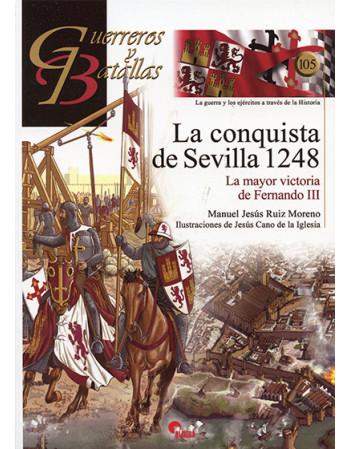 La conquista de Sevilla...