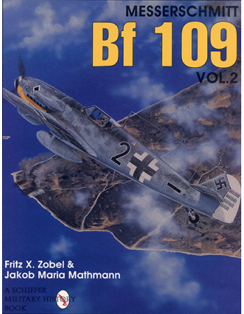 Messerschmitt Bf 109 Vol.2